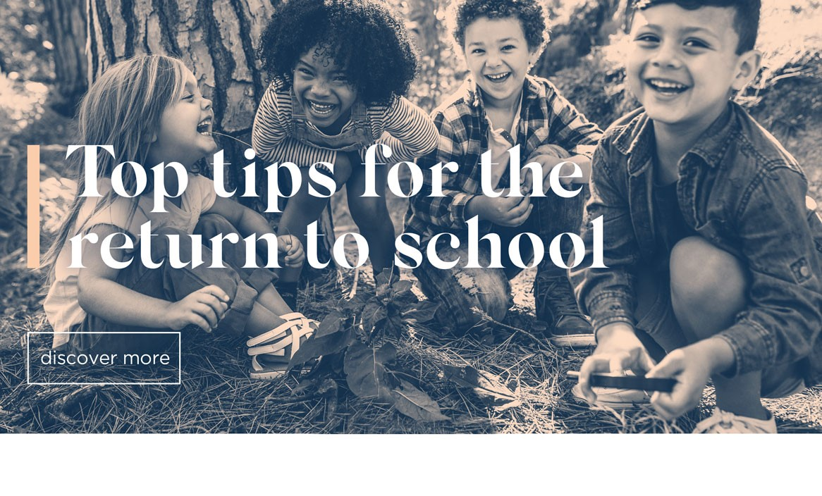 Top Tips For The Return To School