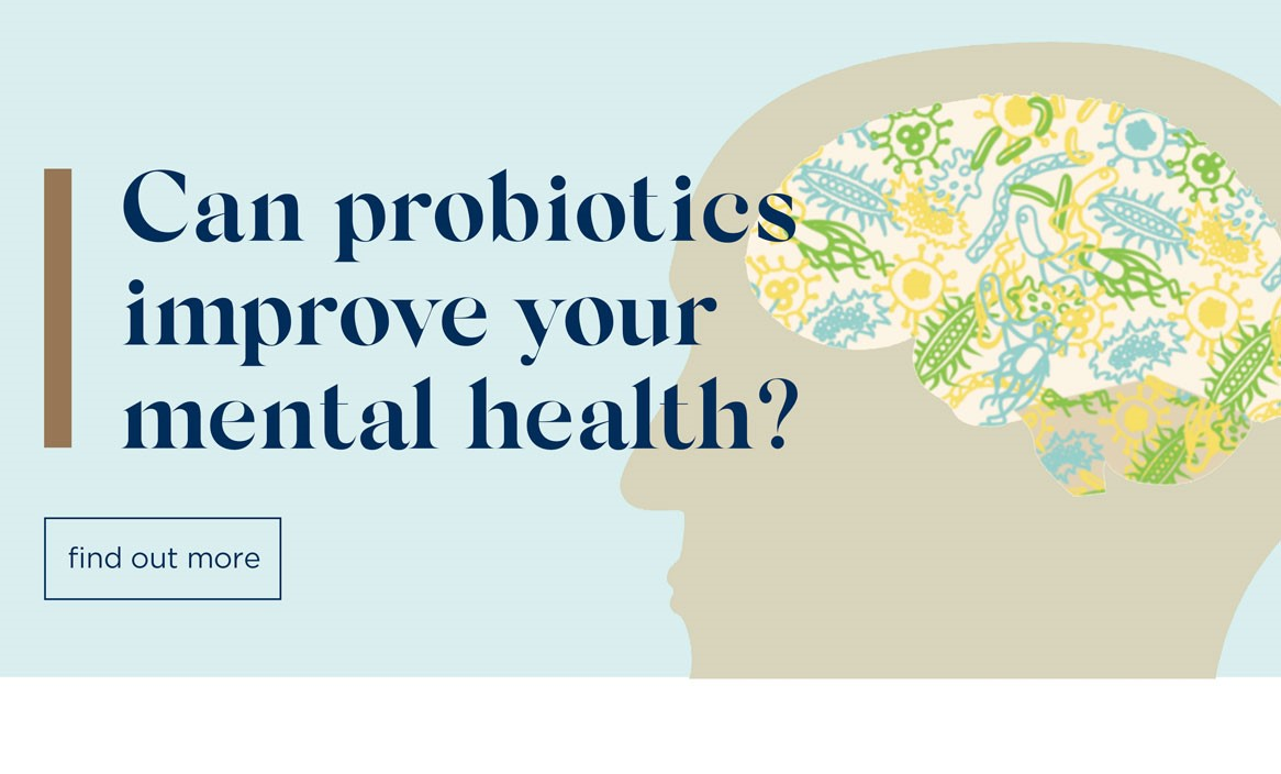 Can probiotics help with mental health