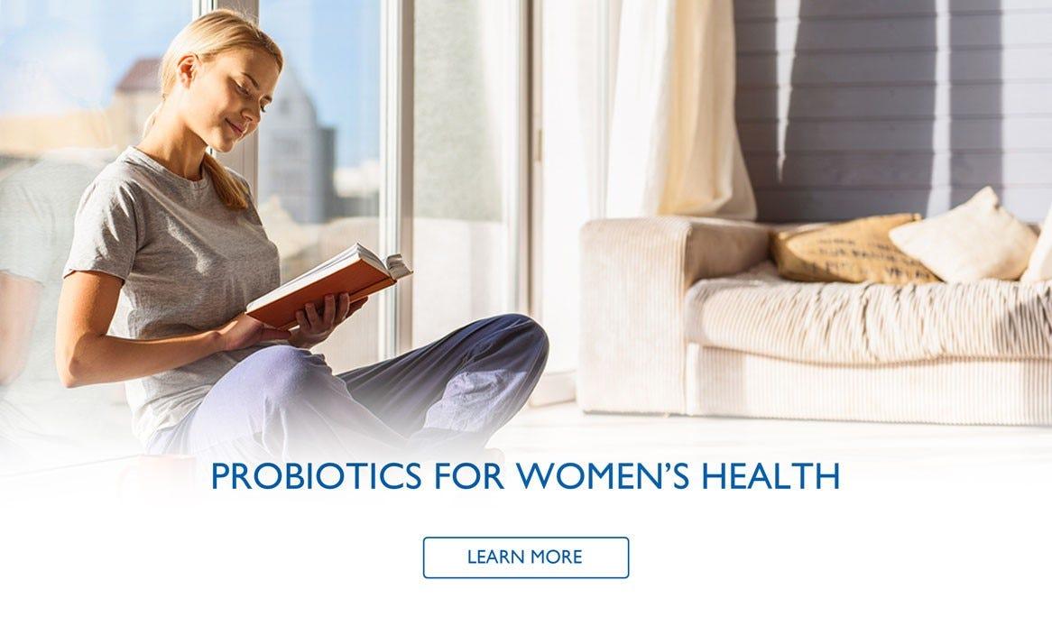 Probiotics for Women's Health