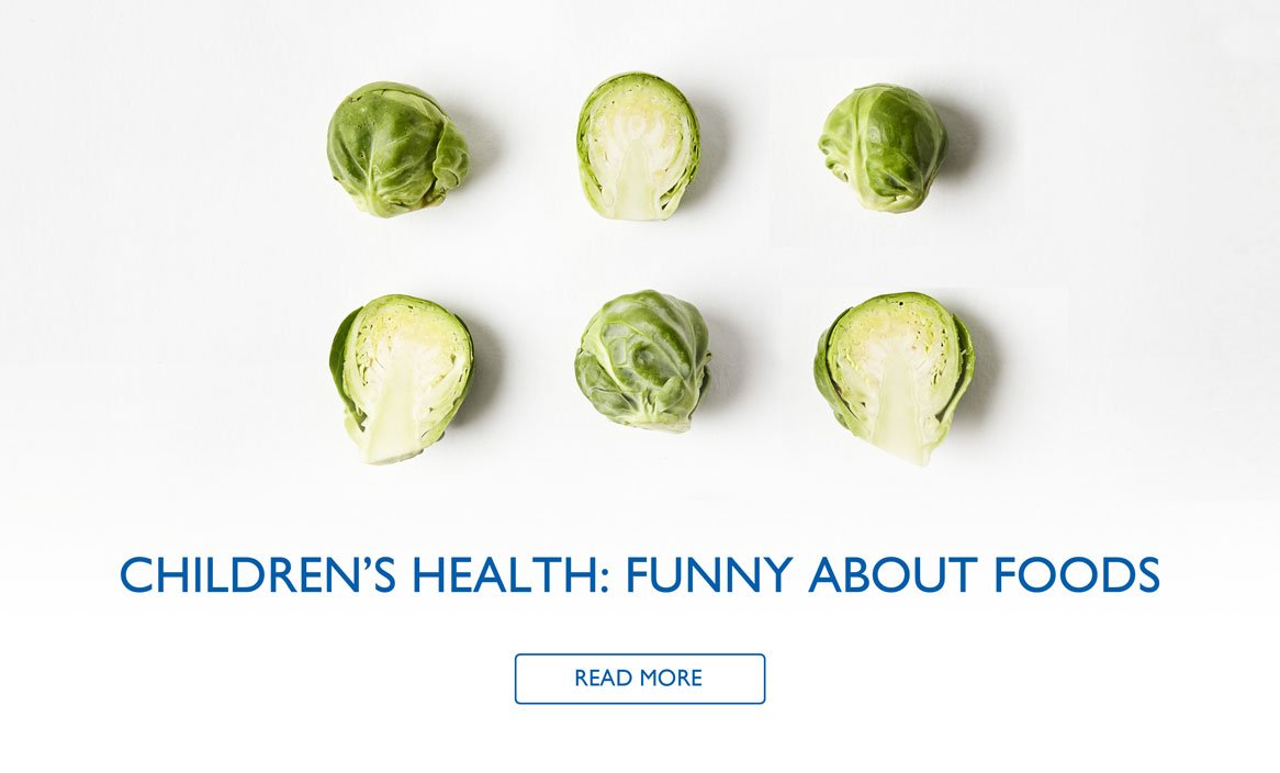 Children's Health: Funny About Foods Blog